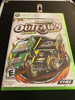 World of Outlaws: Sprint Cars [Xbox 360]