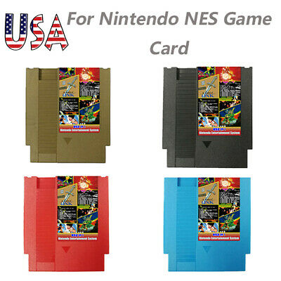 852 in 1 Forever Duo NES Games Card For Nintendo Console Cartridge Multi Cart US