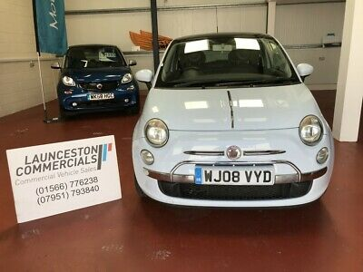 Fiat 500 - Full Leather - Air Conditioning