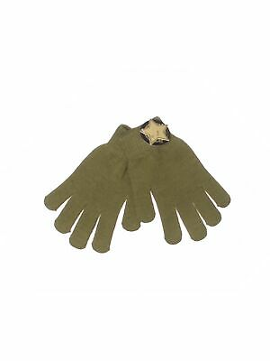 NWT Unbranded Women Green Gloves One Size