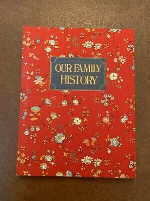 """""""Our Family History"""" Ancestry Book"""