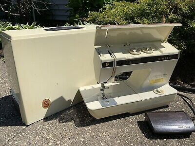 Vintage Singer Creative Touch Fashion Sewing Machine 1036 TESTED AND FUNCTIONAL