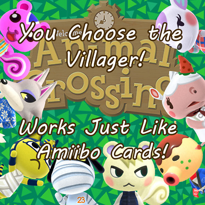 Animal Crossing New Horizons NFC Amiibo Cards Series #1, 2, 3, 4 & RV Campers