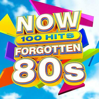 Various Artists -Now 100 Hits Forgotten 80s + I love 80S  ( Digital Download )