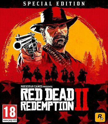 Red Dead Redemption 2: Special Edition PC + ALL DLC OFFLINE ONLY