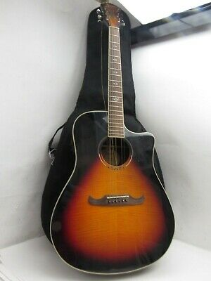 Fender T-Bucket 300CE Cutaway Acoustic-Electric Six-String Right-Handed Guitar