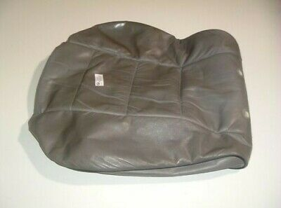 BMW E34 Leather Seat Back Rest Cover Upholstery 8165834