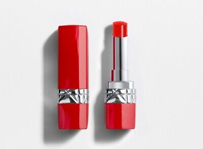 Dior Ultra Rouge Pigmented Hydra LIpstick  weightless wear 651 Ultra Fire