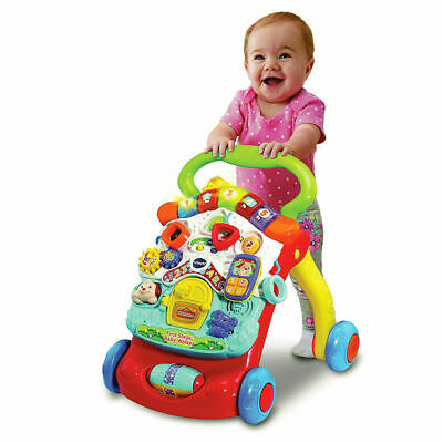 Vtech Baby First Steps Baby Walker Activity /& Learning 5056 6-30 months