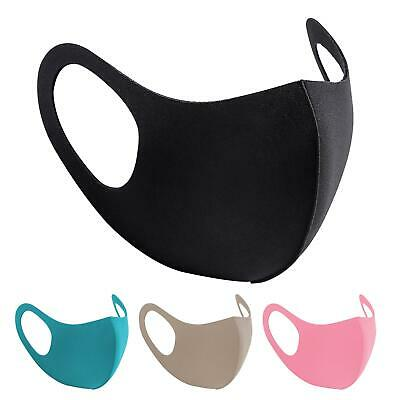Mouth Face Mask Breathable Anti Smoke Pollution Bike Motorcycle Sport Cover