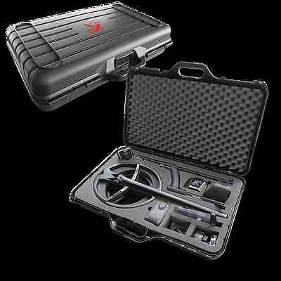 NEW XP Deus Transport Case (Metal Detecting) - DETECNICKS LTD