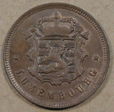 Luxembourg 1930 25 Centimes Unc.