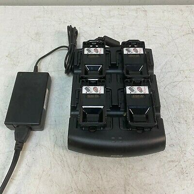 Symbol Battery Charger Charge Cradle SAC7X00- MC70 MC75 FR68 FR6000 TESTED