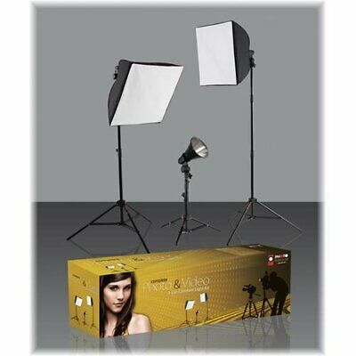 Westcott 403 uLite 3-Light Video Lighting Kit