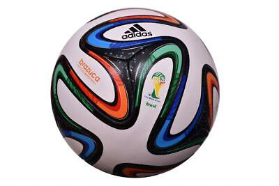 Brazuca 2014 World Cup Brazil FIFA Official Match Ball Soccer Size 5