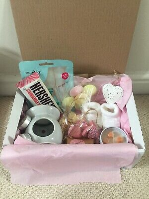 Mum To Be, Pregnancy, Expectant Mother Gift Box. Relaxation & Treats 💌