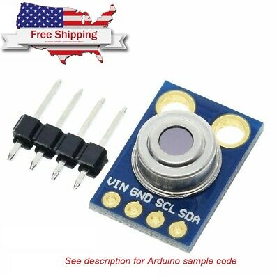 Non-contact Infrared IR Temperature Sensor GY-906 MLX90614 Arduino Compatible