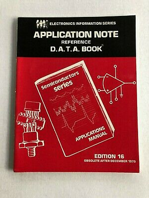 D.a.t.a. Semiconductor Application Notes Dec 1979 70S Electronics Edition 16