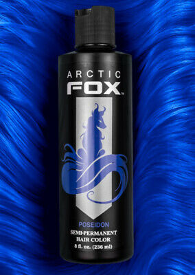 Arctic Fox Poseidon Semi-Permanent Hair Color 8 Oz