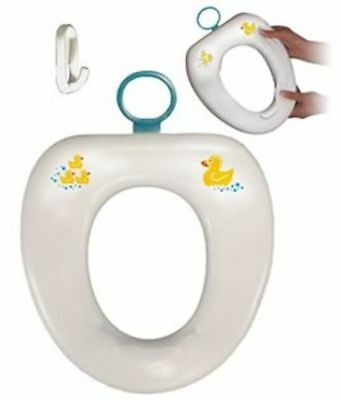 Mommy's Helper Sagomato Cushie Vasino Sedile Per Toilette Training i più Piccoli