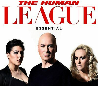 The Human League The Essential Human League 3 CD SET NEW (5TH JUNE)