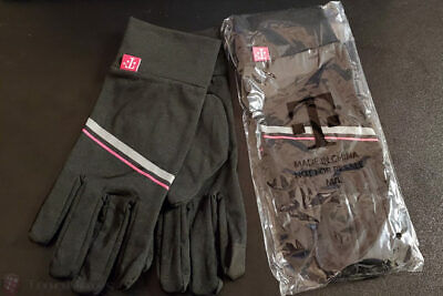 T-MOBILE Touch Screen Gloves - Black - Size M/L - Polyester/Spandex