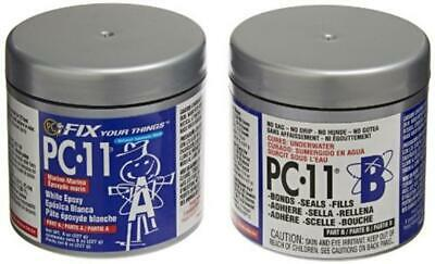 PC-Products PC-11 Epoxy Adhesive Paste, Two-Part Marine Grade, 1/2lb in Two