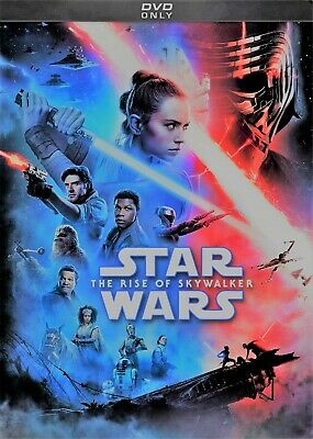 Star Wars: The Rise of Skywalker DVD - Brand New! Free Ship!