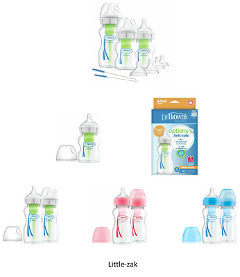 Dr Brown's Options+ Anti-Colic  Bottle BPA  Free dr brown Feeding Bottle