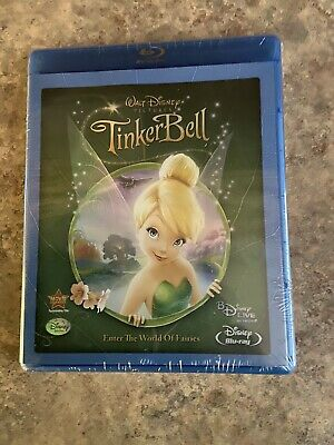 Tinker Bell Blu Ray Wholesale Lot 30 Copies Disney
