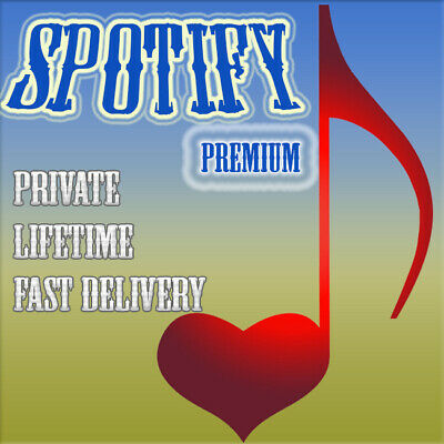 Spotify Premium Lifetime New or Existing 🌙 Worldwide Warranty🌙 Fast🌙