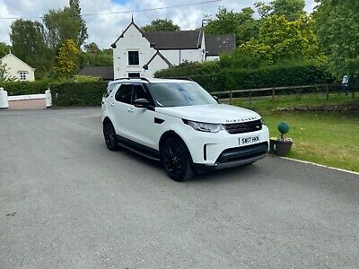 2017 Land Rover Discovery 3.0 TD6 automatic low miles Auto Finance available