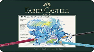 Faber-Castell Albrecht Durer Watercolour Pencils - Tin of 120