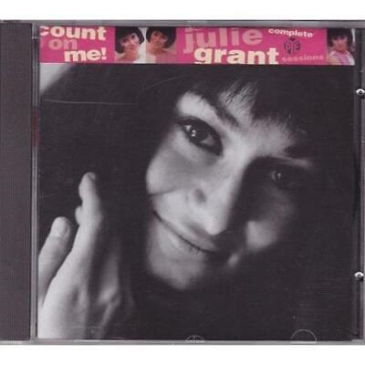 Julie Grant : Count on Me CD Value Guaranteed from eBay's biggest seller!