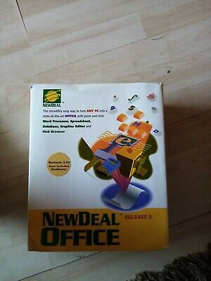New Deal Office Release Software