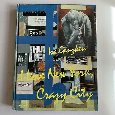 I Love New York, Crazy City by Isa Genzken