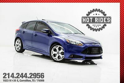 2013 Ford Focus ST 2013 Ford Focus ST Hatch! Rare color, ST2 pkg, Sunroof, MUST SEE