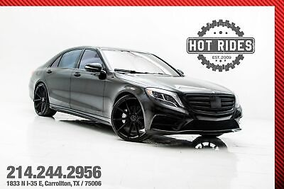 2014 Mercedes-Benz S550 Loaded With Options 2014 Mercedes Benz S 550 Sedan Loaded With Options!