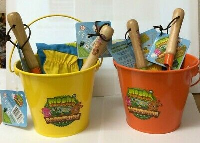 Job Lot Of Kids Gardening Tools/Toys 50 Items
