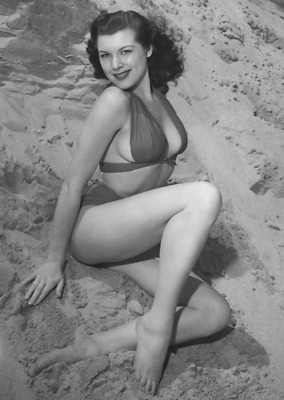 Joanne Arnold Set 1 Job Lot Set 10 Vintage Pin Up Photos 7 X 5 Glamour Model