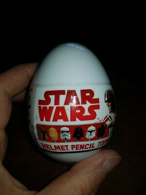 Star Wars Mystery Eggs Collectable Helmets 6 to Collect Choose Your Own
