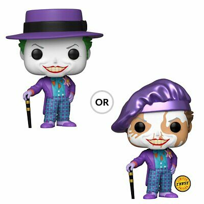 Funko POP! 337 The Joker (CHANCE FOR CHASE) NIB -MINT