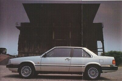 1987 Volvo 780 Bertone Coupe, Detailed UK Issue Car Magazine Road Test Report