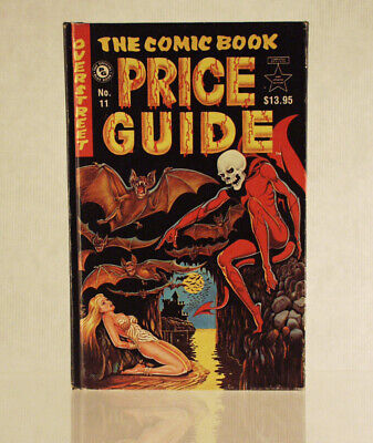 Overstreet Comic Book Price Guide #11 | HC | 1981 | Hard Cover