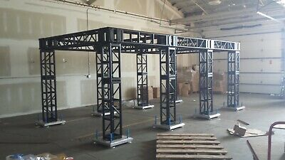 2016 TomCat Production Truss System For Exhibitions in Excellent Condition