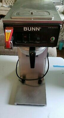 BUNN CW Series Automatic Commercial Airpot Coffee ☕ Brewer Maker CWTF15-APS