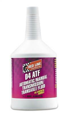 Red Line D4 ATF Automatic Transmission Fluid 946ml