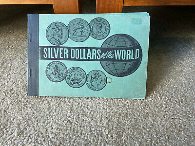 27 Canadian Dollars Silver & Clad Uncirculated & Proof With Album Canada Coins