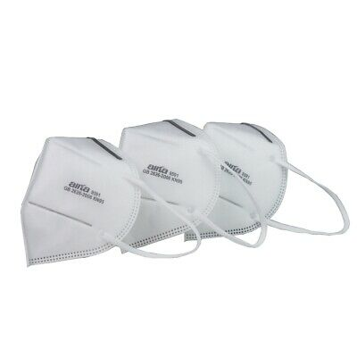 10 Pack KN95 Face Masks CE Certified PPE, GB2626 Ships Same Day from USA