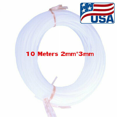 US 10 Meters 2mm*3mm ECO Solvent PE Hard Ink Tube for Roland Mimaki Mutoh